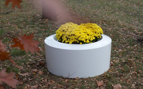 commercial and residential planter