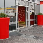 extra large commercial planters