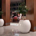 duże donice do hoteli, biur, ogrodów
