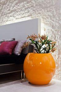 donice dostępne w różnych kształtach, rozmiarach i kolorach