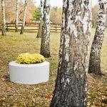 duża donica ogrodowa